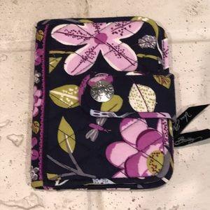 Floral Nightingale Vera Bradley wallet